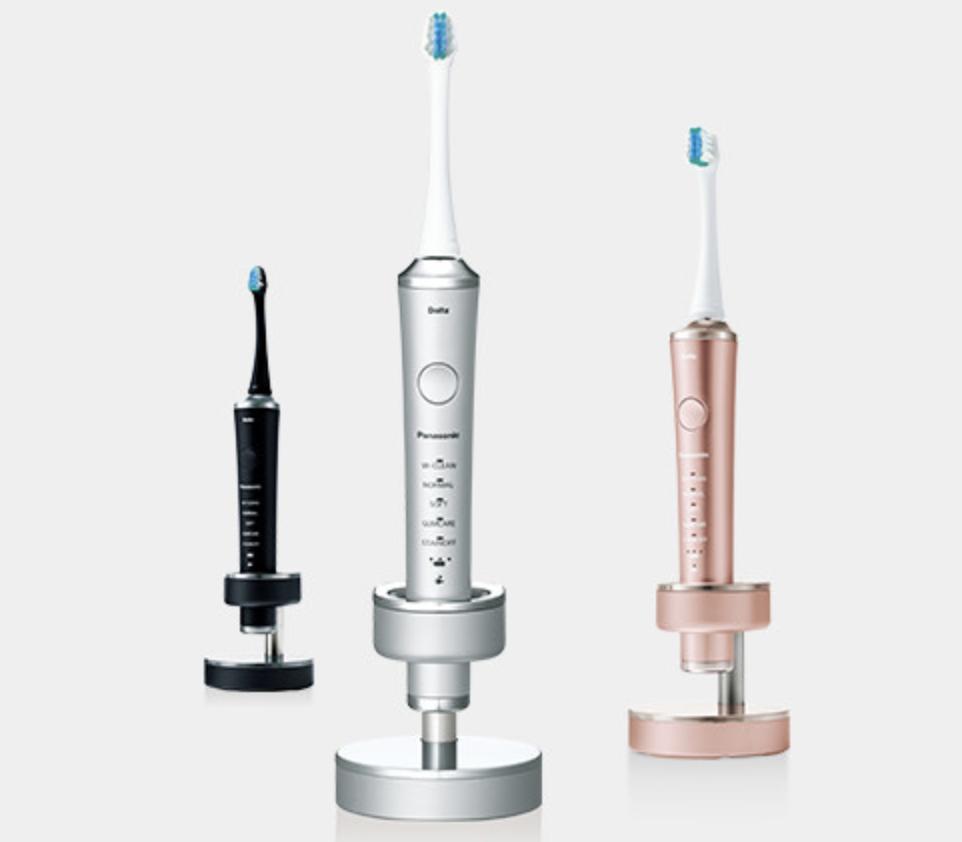 電動歯ブラシの画像